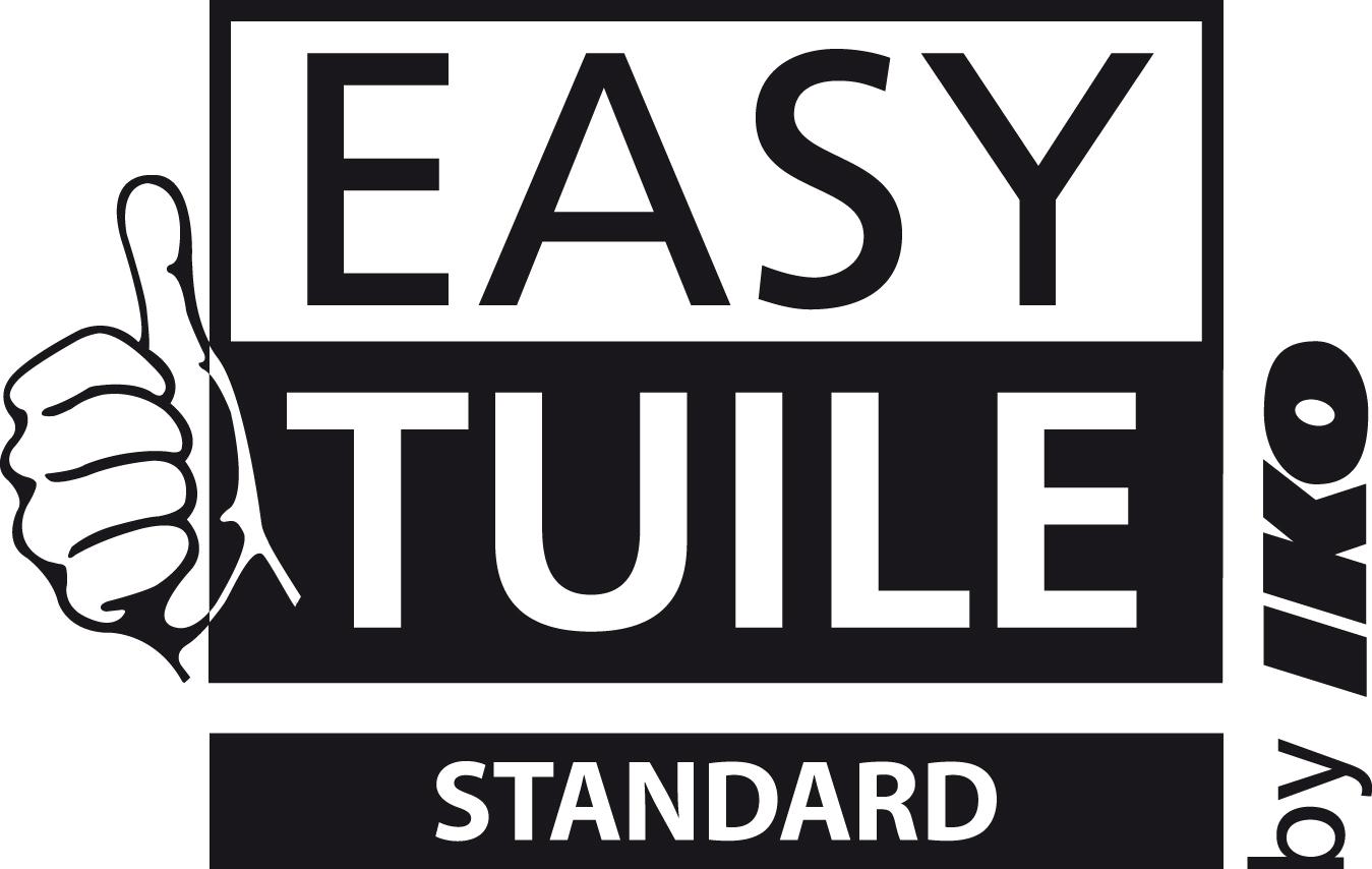 EASY-Tuile STANDARD logo: concept de panneaux - tuiles modulaires