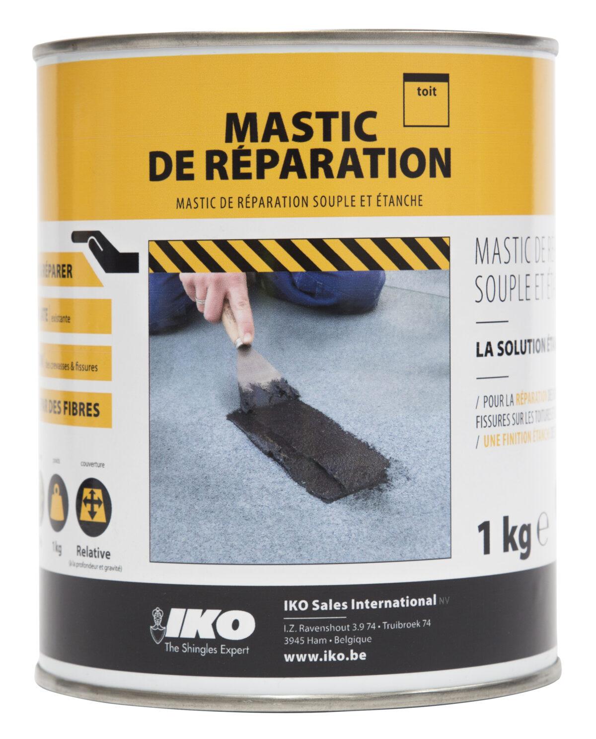 Mastic de réparation