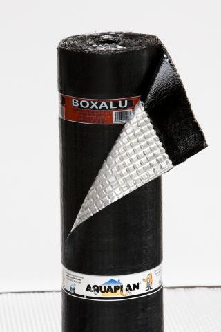 Rouleau pour chape bitume Boxalu aluminium