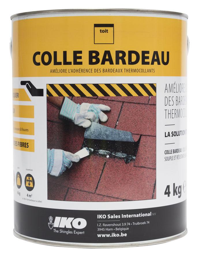 Colle pour bardeau - Colle Bardeau - 4kg