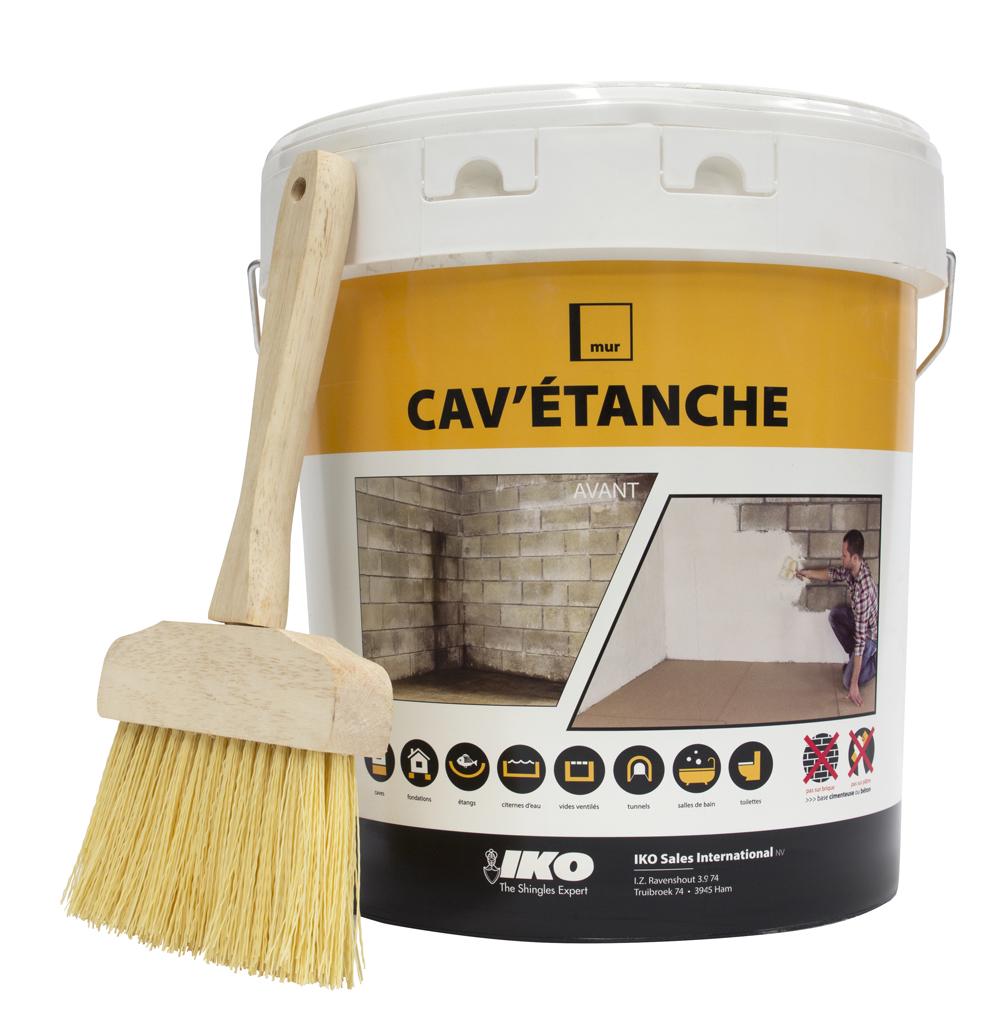 Enduit ciment_CavEtanche_20kg BROSSE