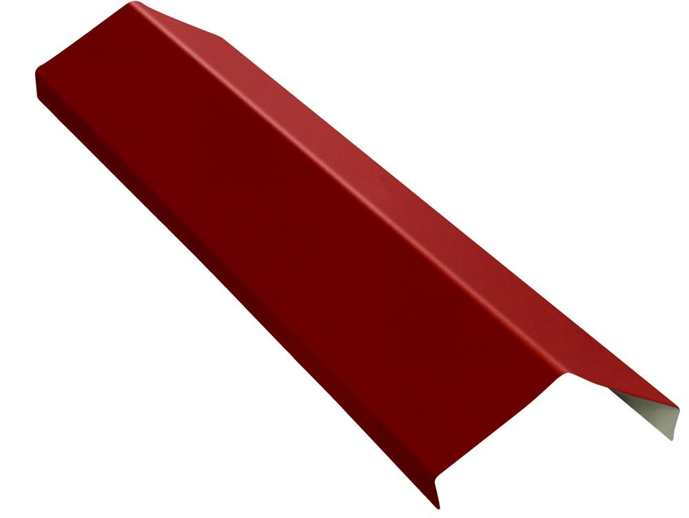 EASY-Tuile Granit Faîtière en rouge