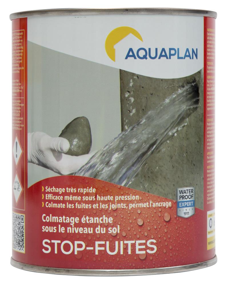 Mortier stop-fuites