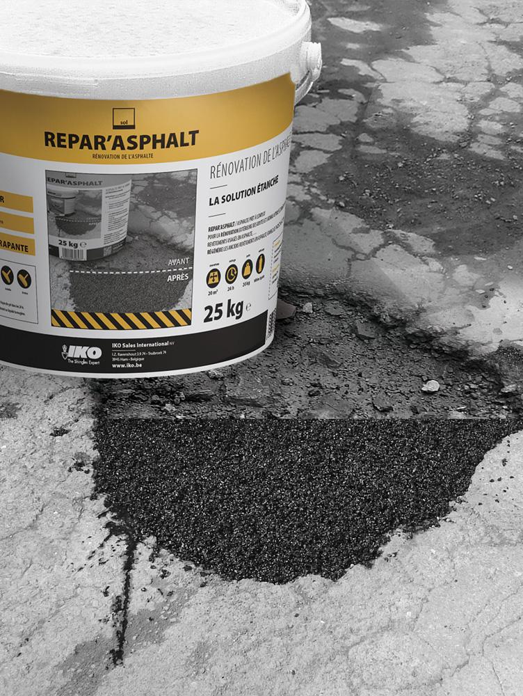 ReparAsphalt 25kg Ref