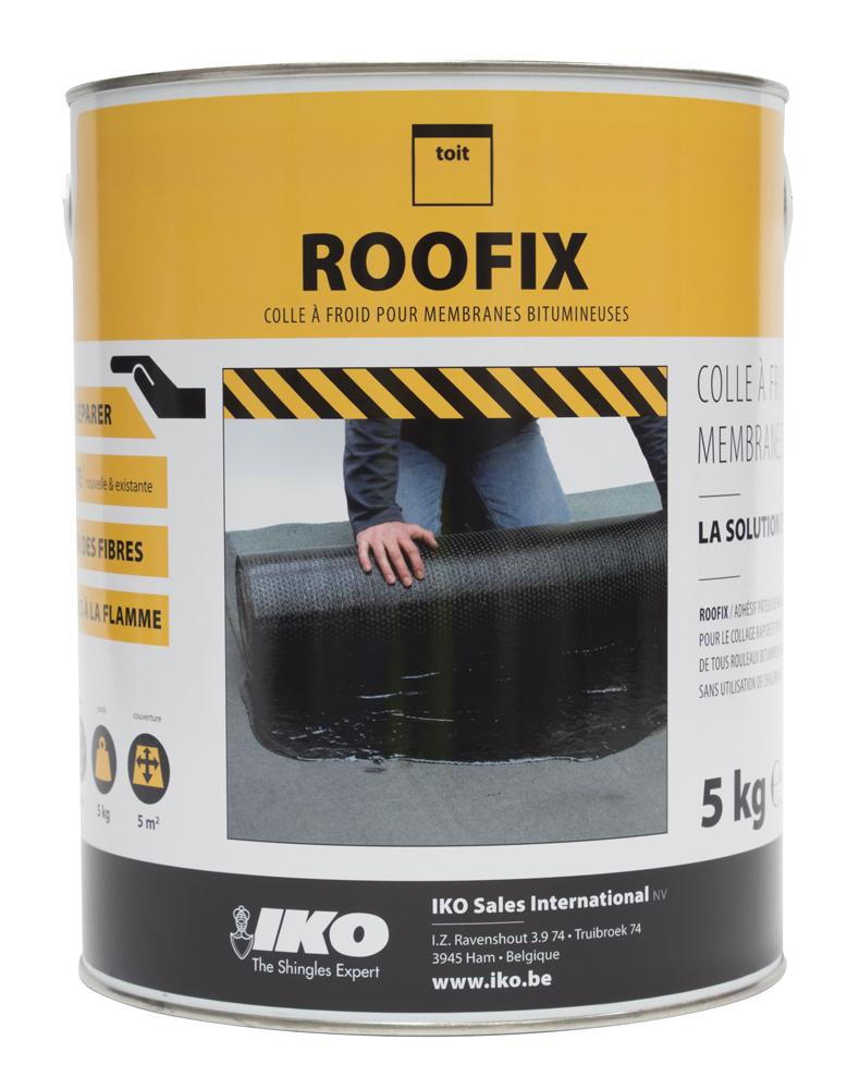 Roofix - Colle à froid pour membranes bitumineuses