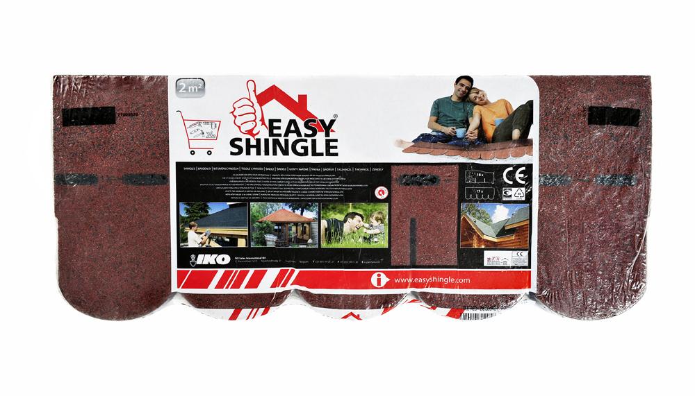 Easy Shingle Beaver rouge