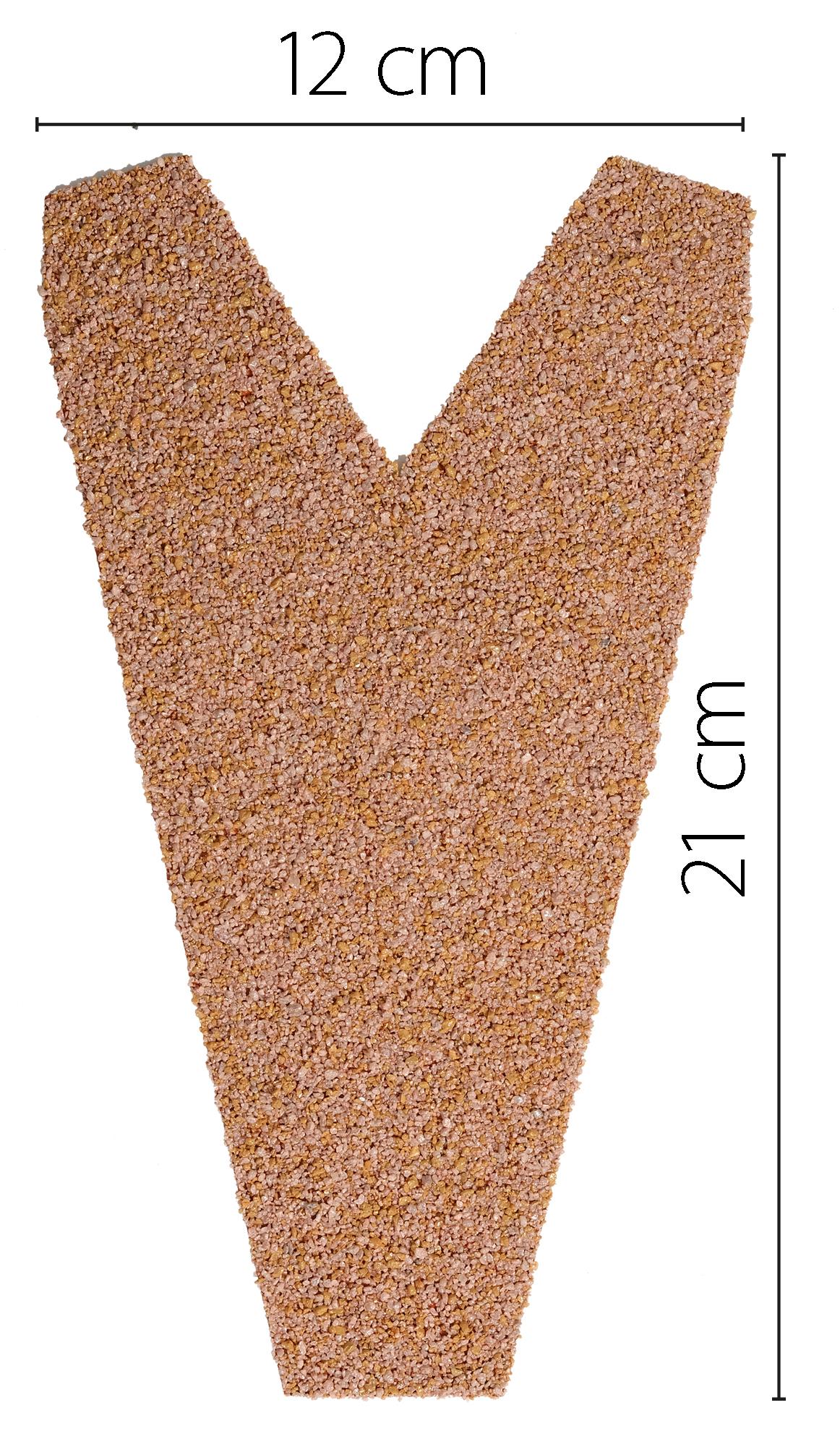 Pièce de fermeture pour plaque EASY-Tuile Terracotta